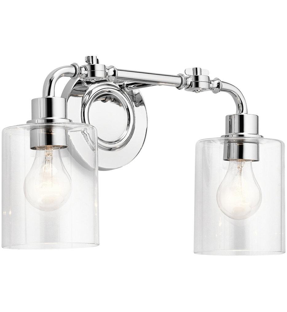 "Gunnison 17"" Bath Vanity Light"