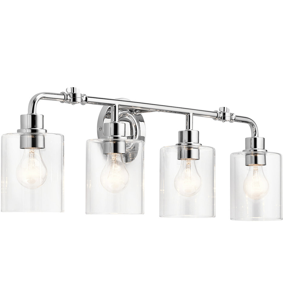 "Gunnison 33.75"" Bath Vanity Light"