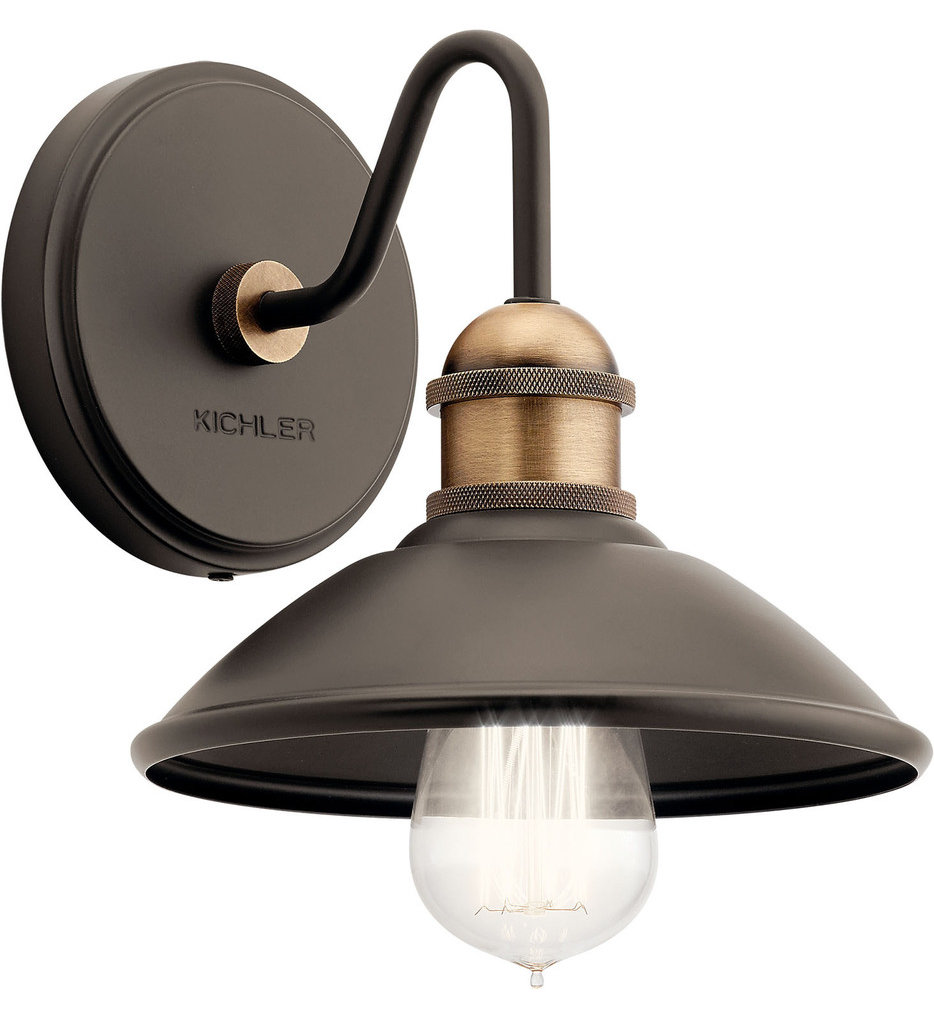 """Clyde 7.25"""" Wall Sconce"""
