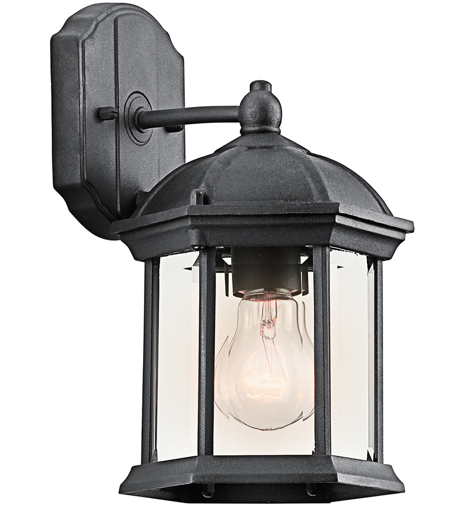 """Barrie 10.25"""" Outdoor Wall Sconce"""