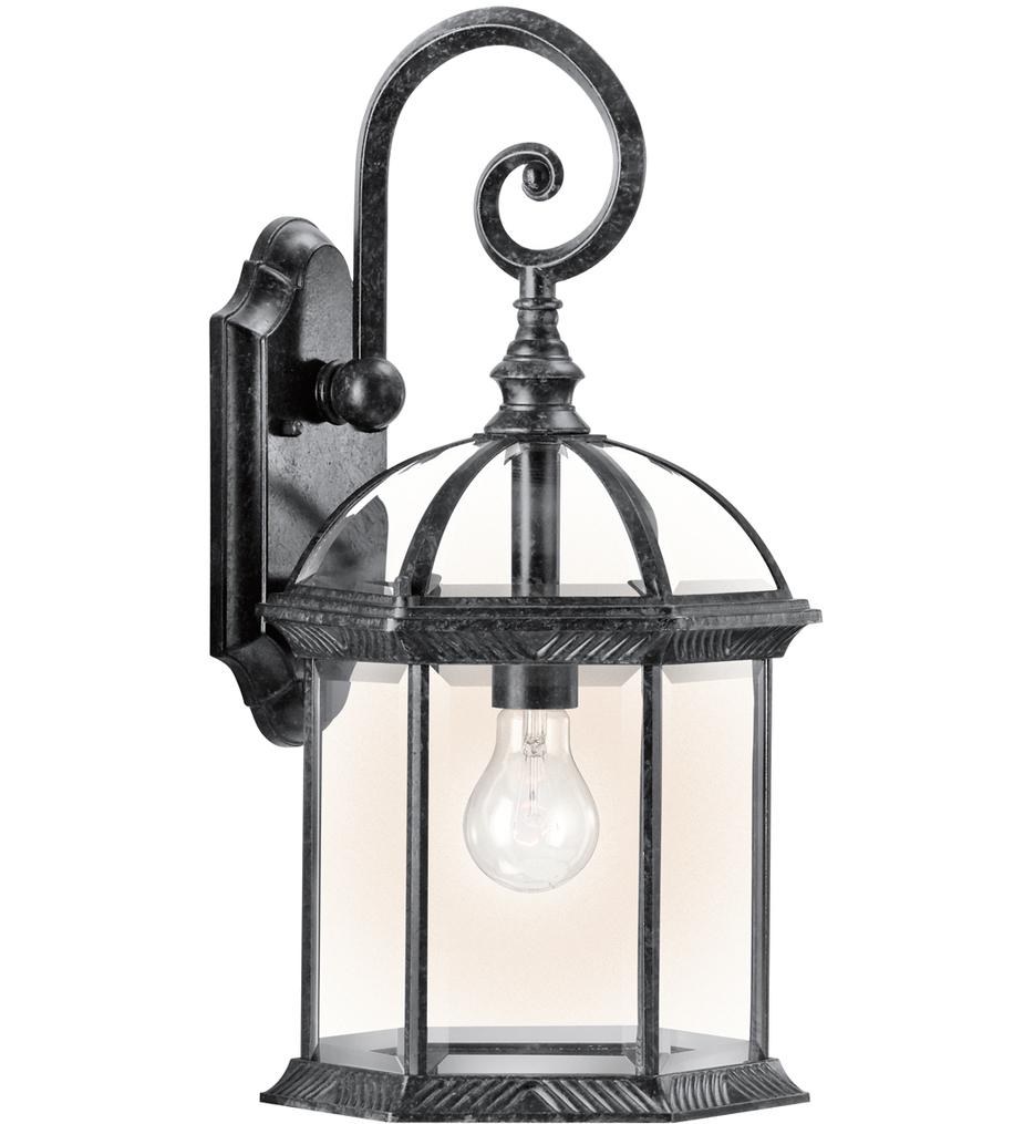 """Barrie 18.75"""" Outdoor Wall Sconce"""