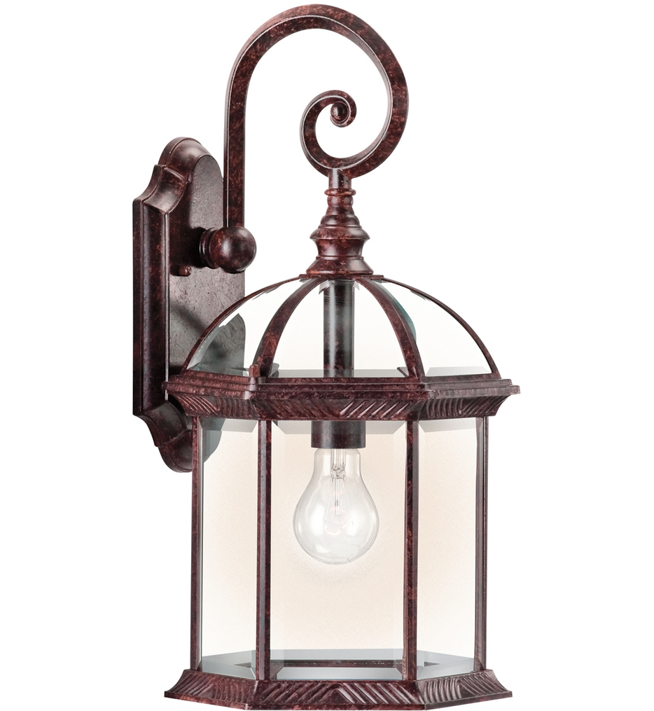 "Barrie 19"" Outdoor Wall Sconce"
