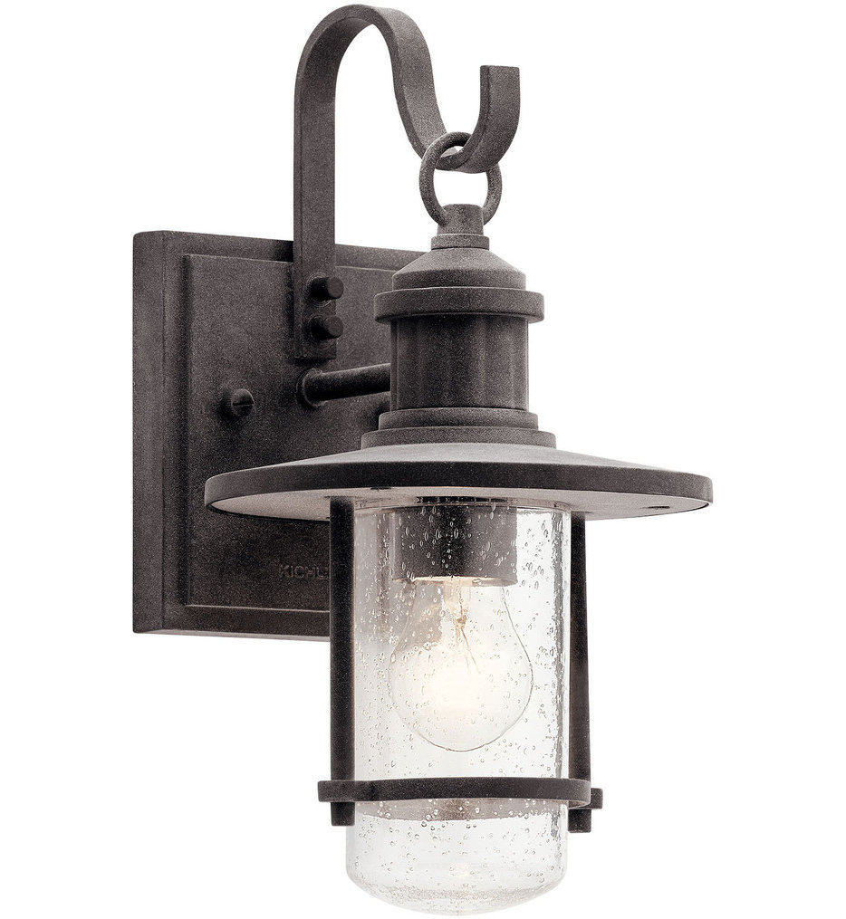 """Riverwood 12.5"""" Outdoor Wall Sconce"""