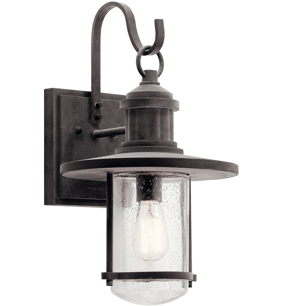 """Riverwood 19.5"""" Outdoor Wall Sconce"""