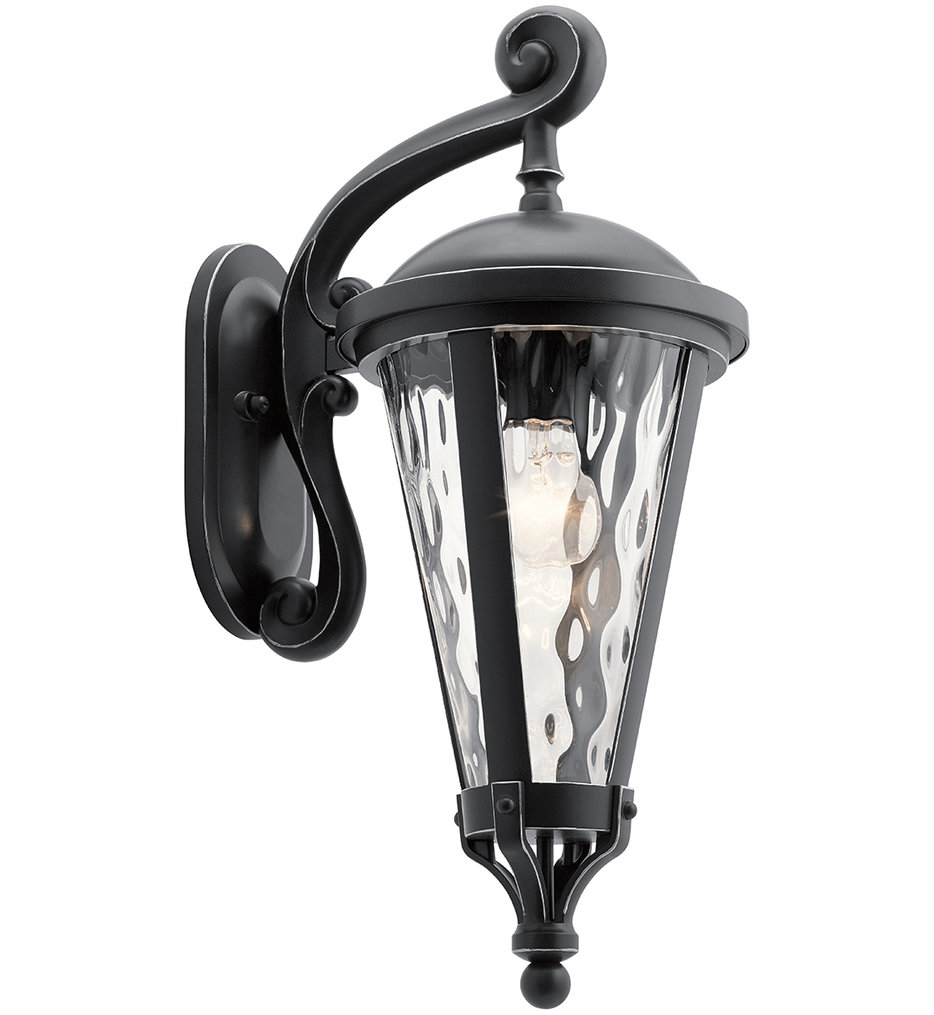 """Cresleigh 22"""" Outdoor Wall Sconce"""