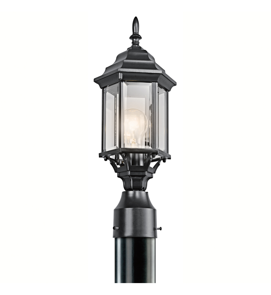 """Chesapeake 18"""" 1 Light Outdoor Post Lantern"""