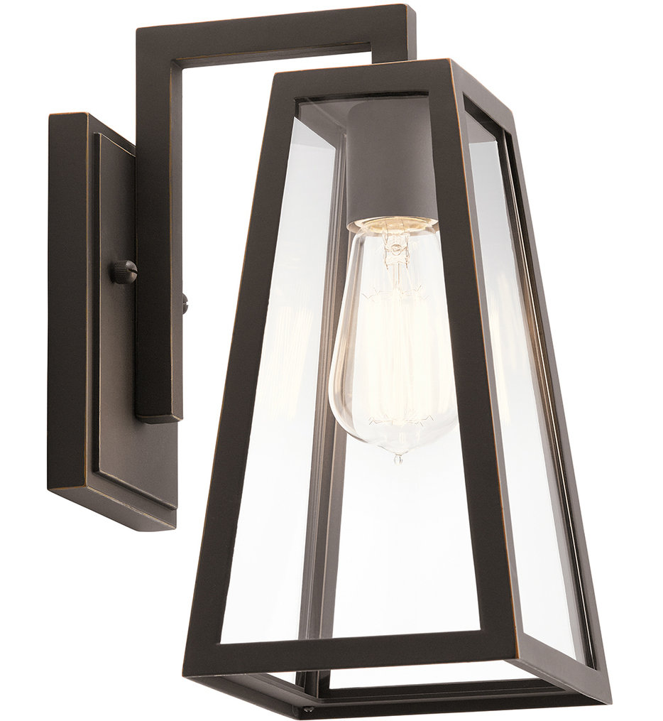 """Delison 11.5"""" Outdoor Wall Sconce"""