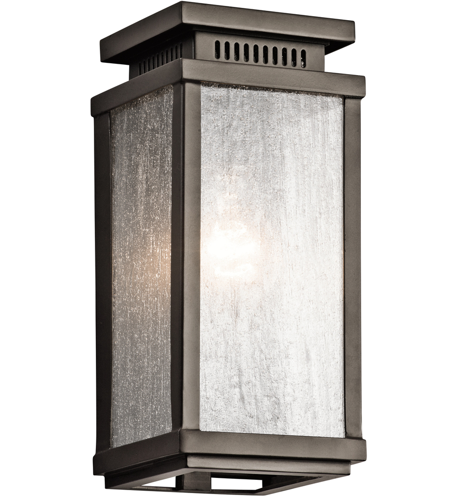 "Manningham 10.75"" Outdoor Wall Sconce"