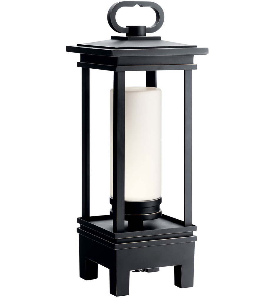 """South Hope 19"""" Outdoor Table Lamp"""