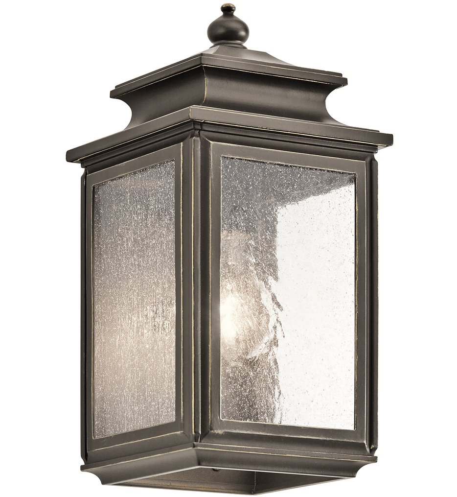 """Wiscombe Park 12.25"""" Outdoor Wall Sconce"""