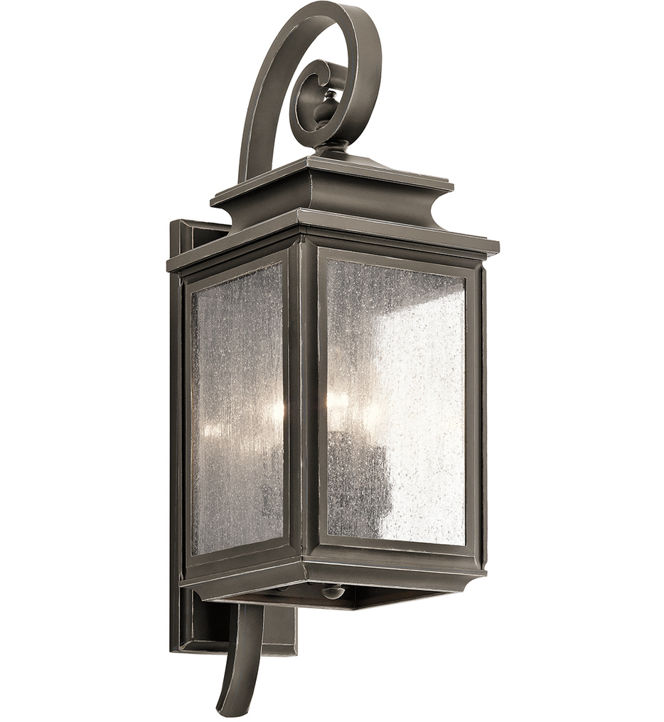 """Wiscombe Park 21.75"""" Outdoor Wall Sconce"""