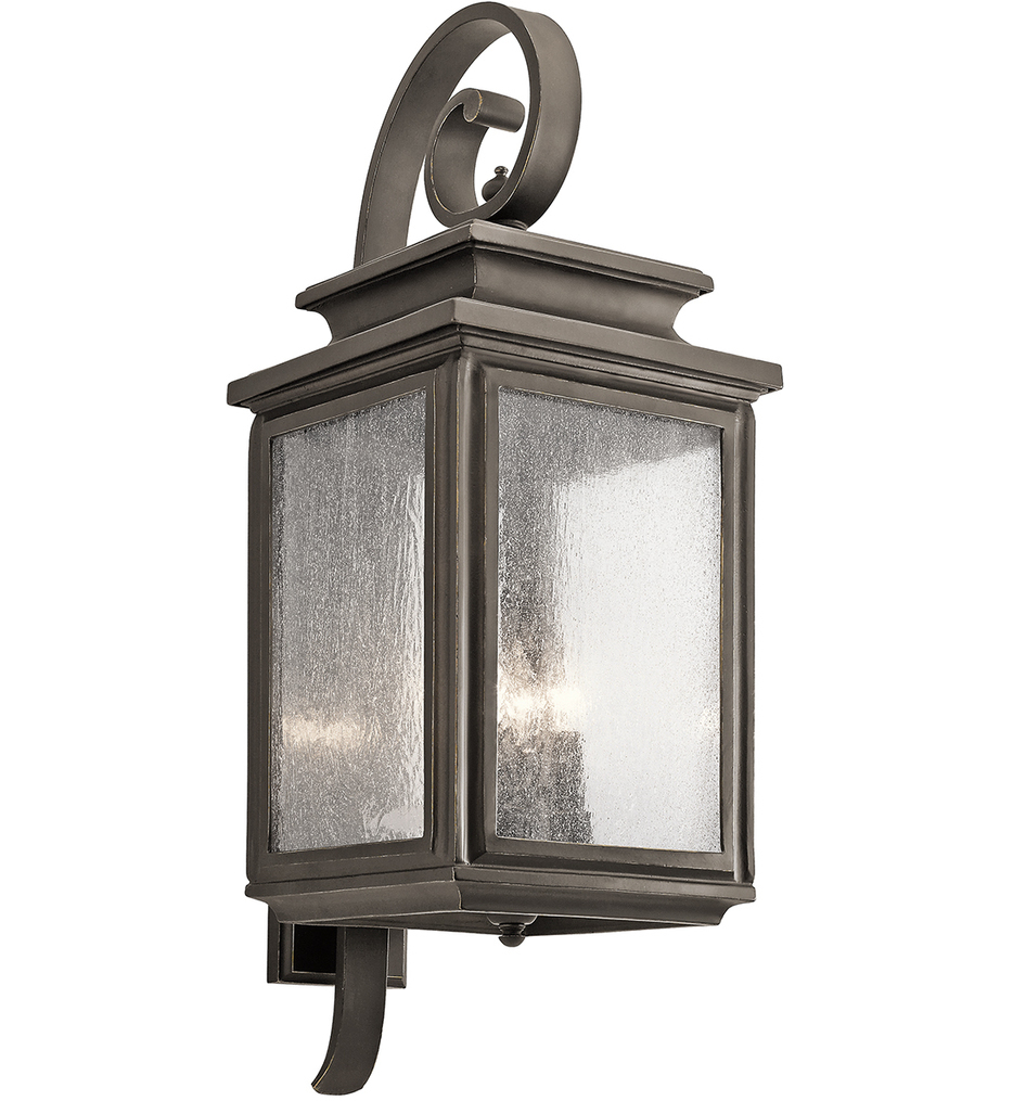 """Wiscombe Park 30.5"""" Outdoor Wall Sconce"""