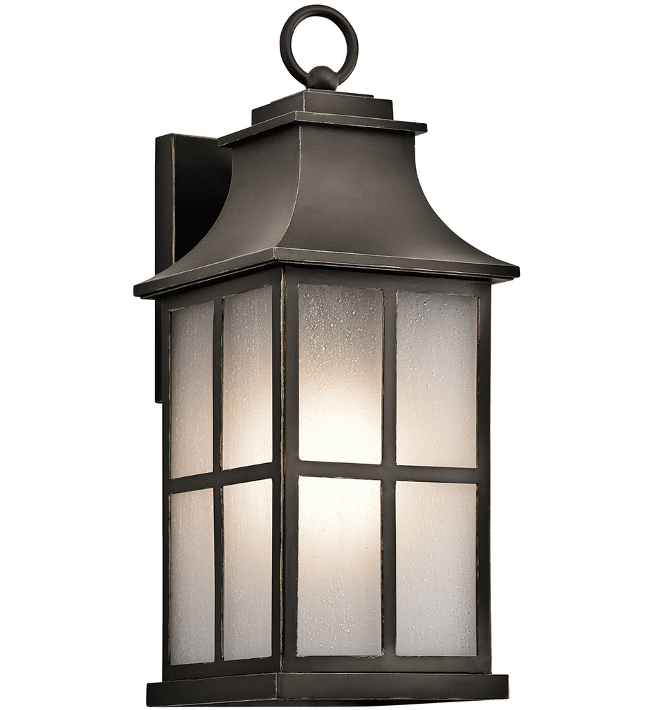 """Pallerton Way 17.5"""" Outdoor Wall Sconce"""