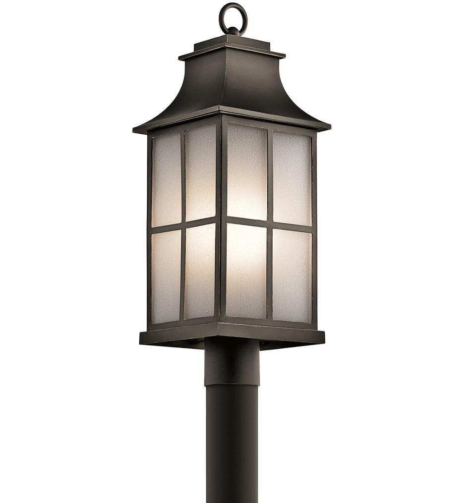 """Pallerton Way 8.5"""" 1 Light Outdoor Post Lantern"""