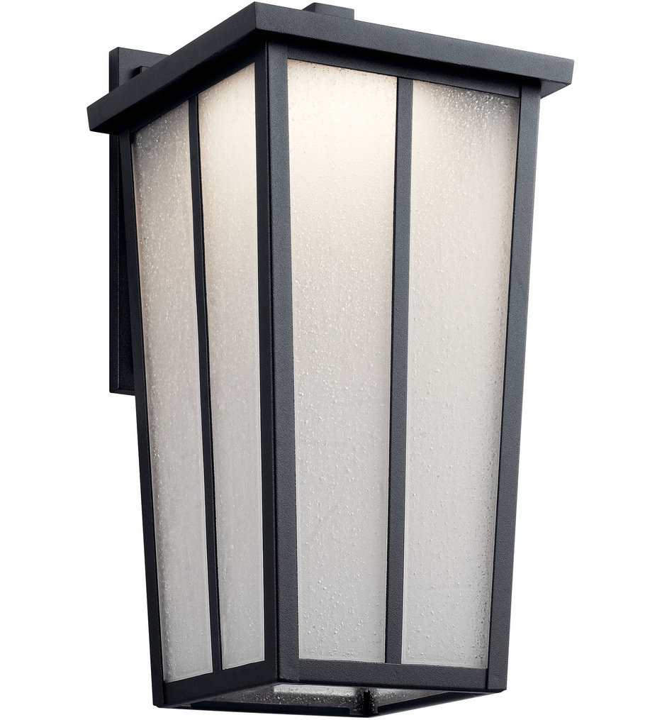"""Amber Valley 17.25"""" Outdoor Wall Sconce"""