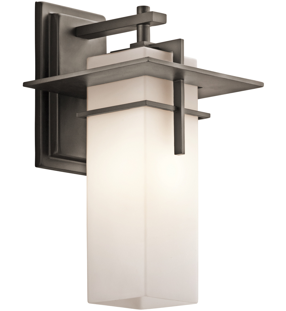 """Caterham 14.75"""" Outdoor Wall Sconce"""