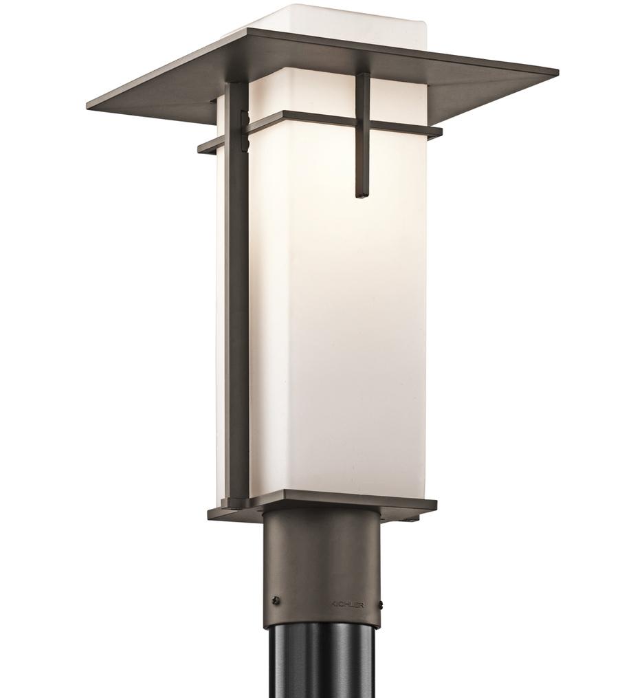 "Caterham 10"" 1 Light Outdoor Post Lantern"