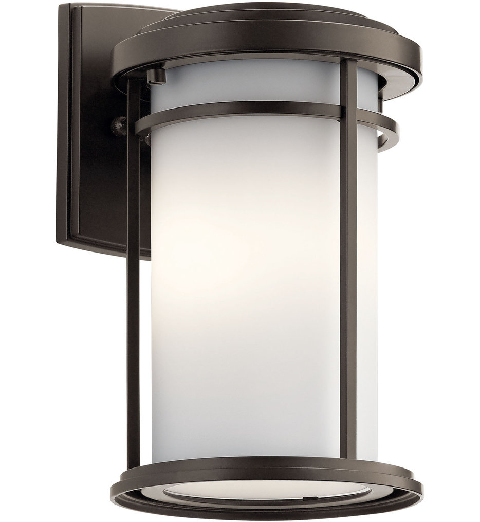 """Toman 10.25"""" Outdoor Wall Sconce"""