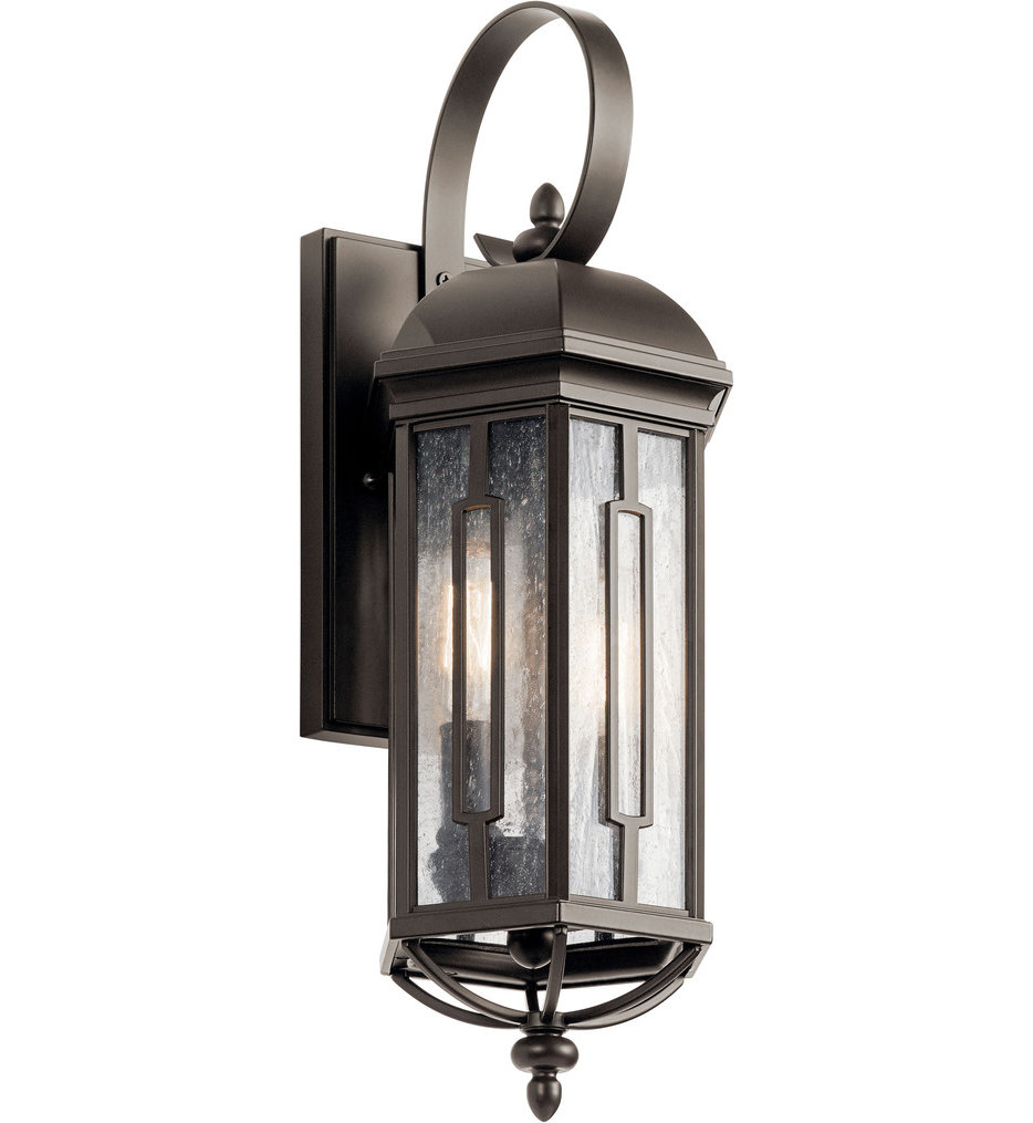 """Galemore 18"""" Outdoor Wall Sconce"""