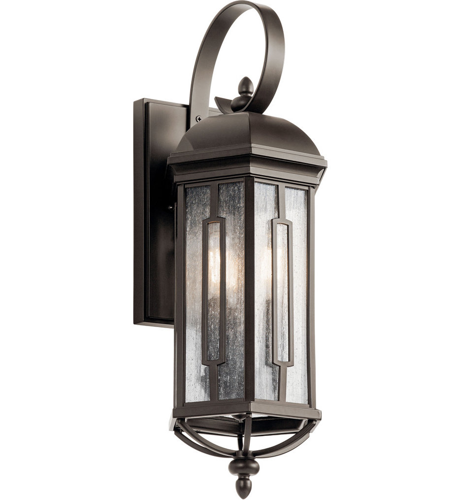 "Galemore 21.75"" Outdoor Wall Sconce"