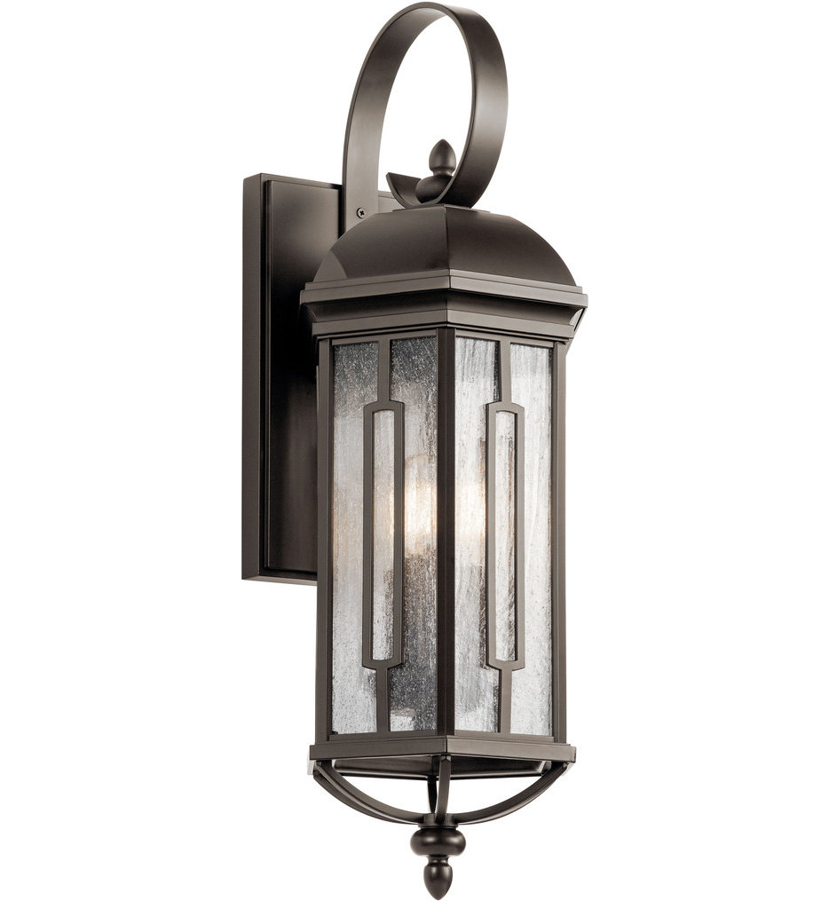 "Galemore 26.5"" Outdoor Wall Sconce"