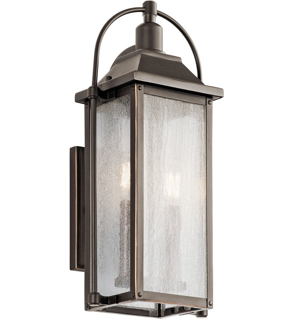 "Harbor Row 18.5"" Outdoor Wall Sconce"