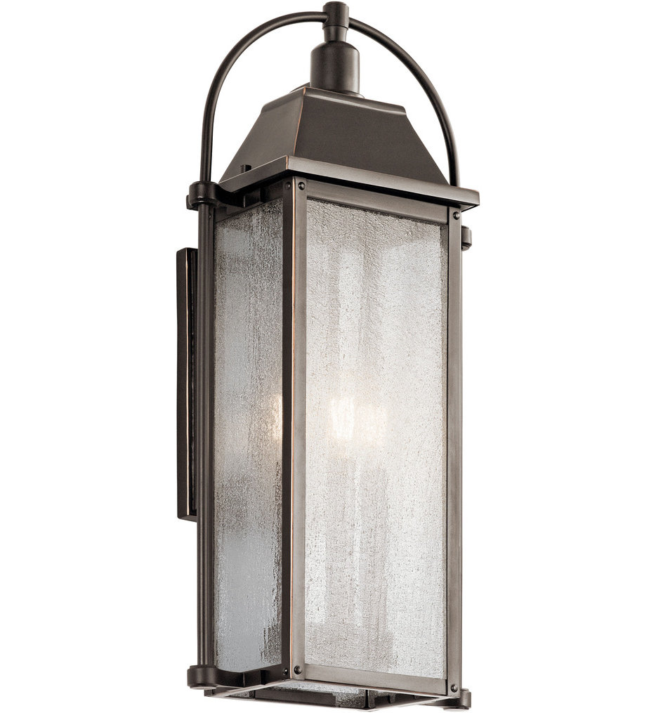 """Harbor Row 23.25"""" Outdoor Wall Sconce"""