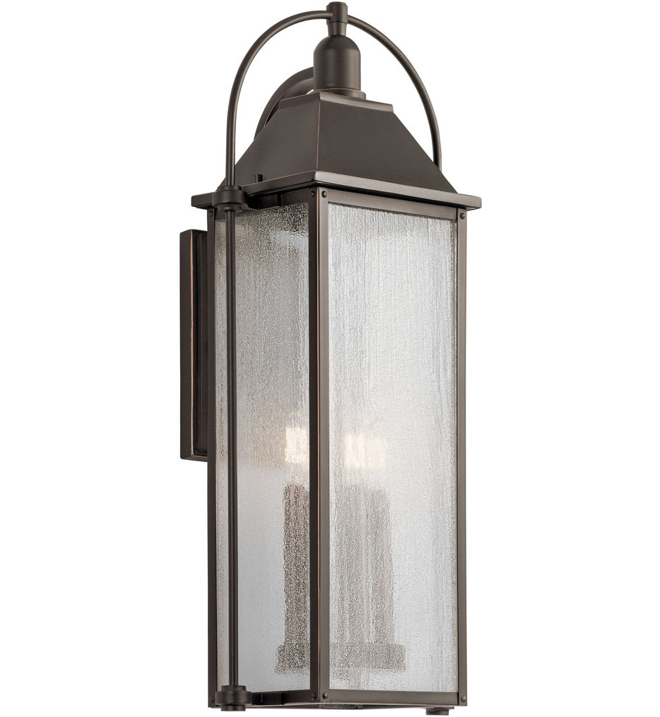 """Harbor Row 28.75"""" Outdoor Wall Sconce"""