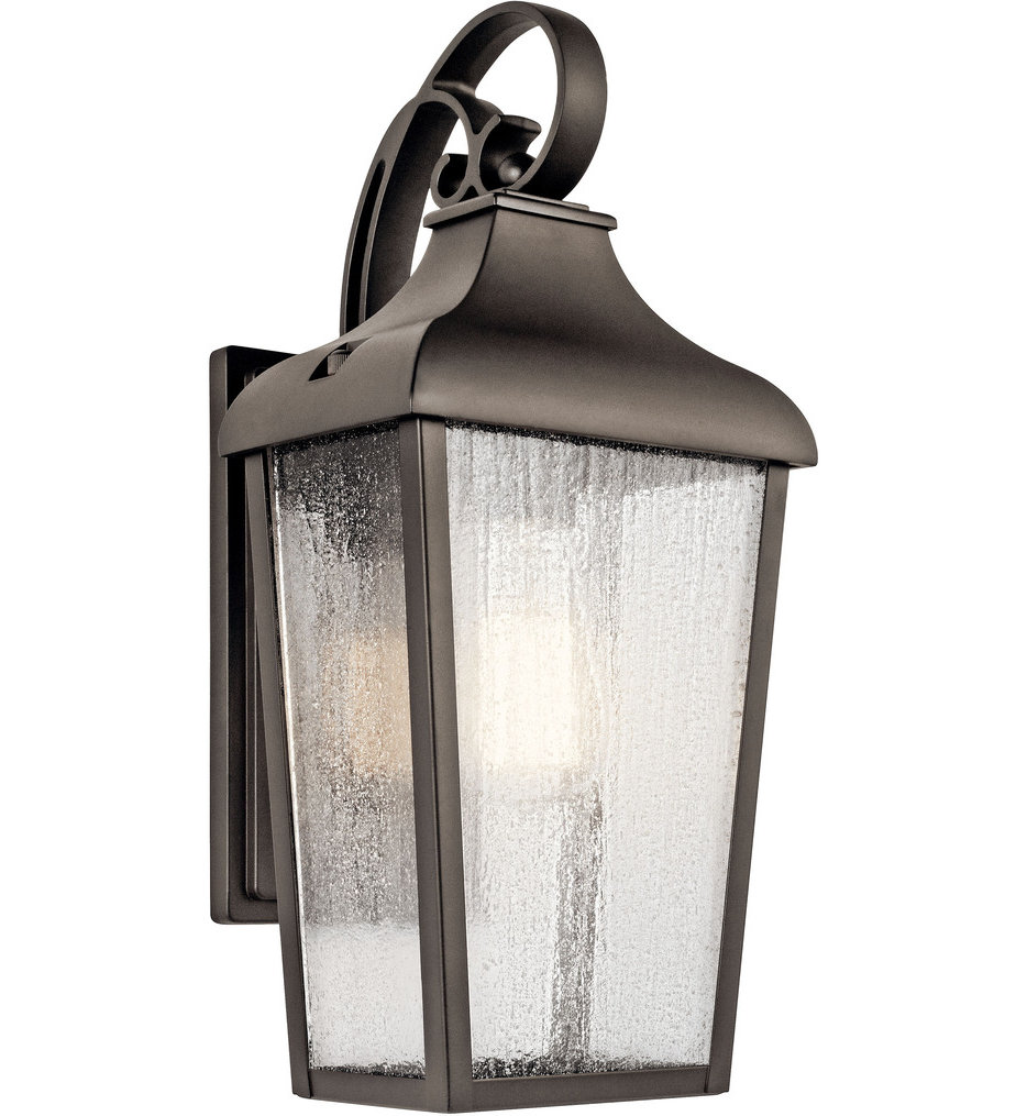 """Forestdale 14.75"""" Outdoor Wall Sconce"""