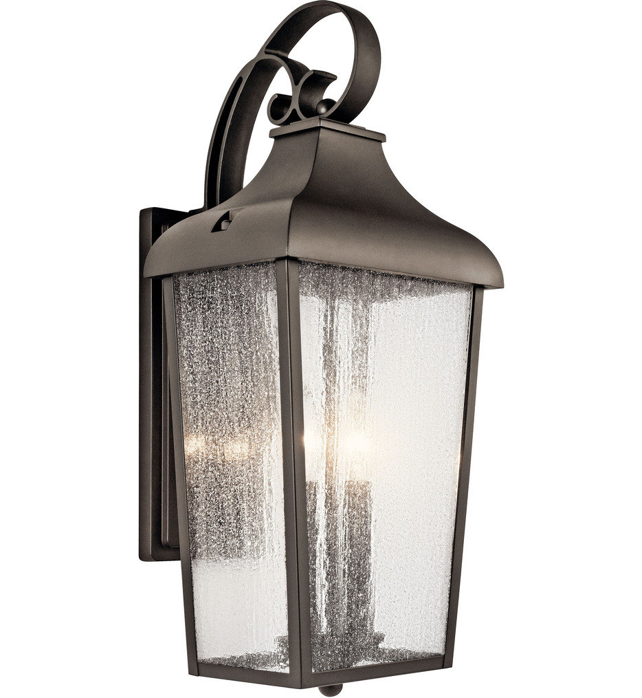 """Forestdale 21.5"""" Outdoor Wall Sconce"""