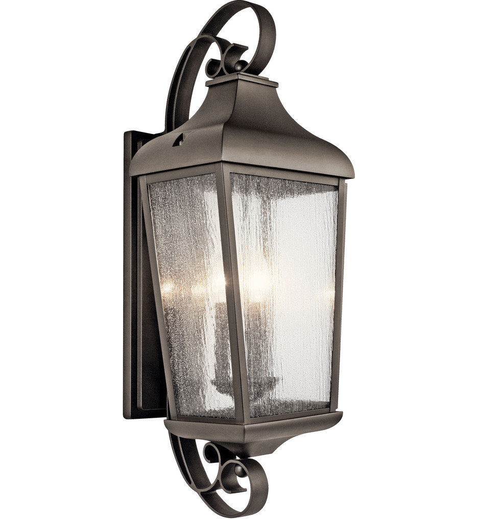 """Forestdale 30.75"""" Outdoor Wall Sconce"""