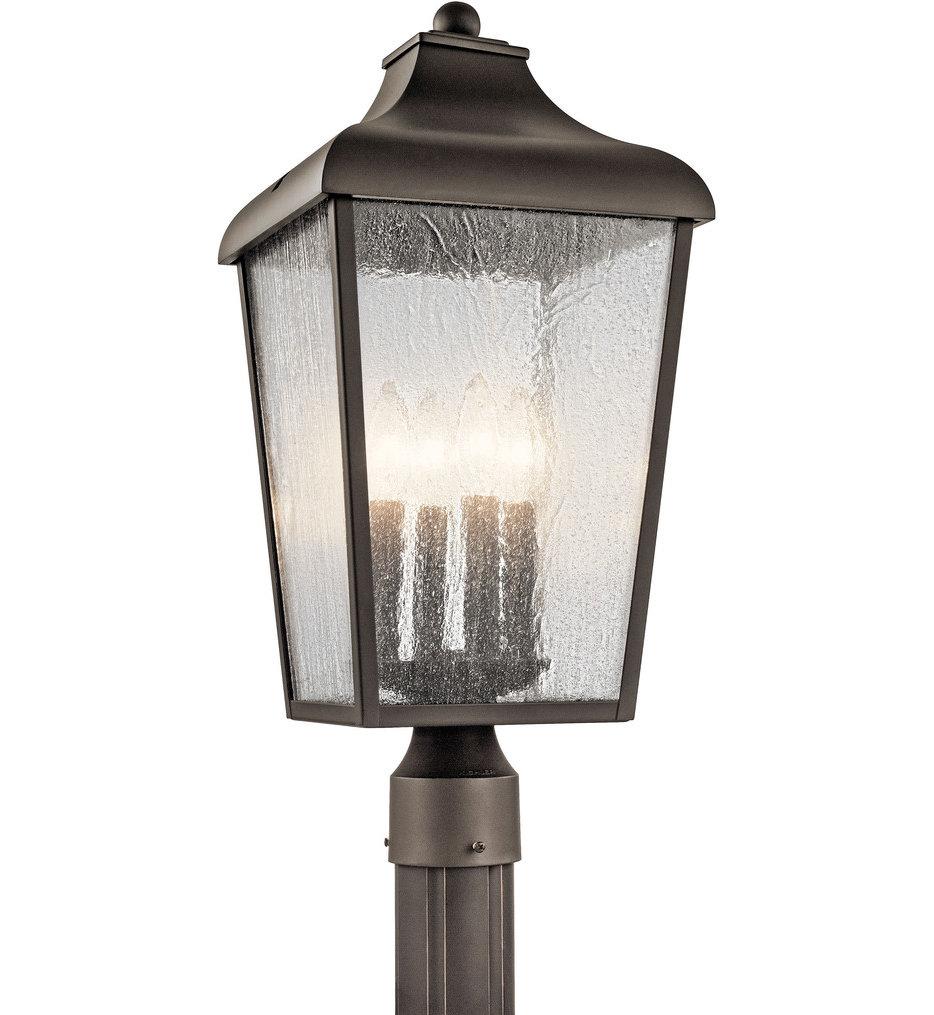"Forestdale 21.75"" Outdoor Post Lantern"