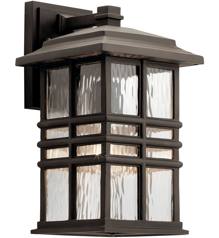 """Beacon Square 14.25"""" Outdoor Wall Sconce"""