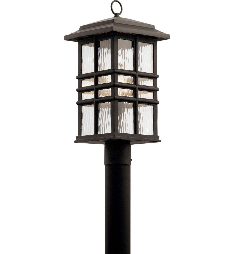 "Beacon Square 20.5"" Outdoor Post Lantern"