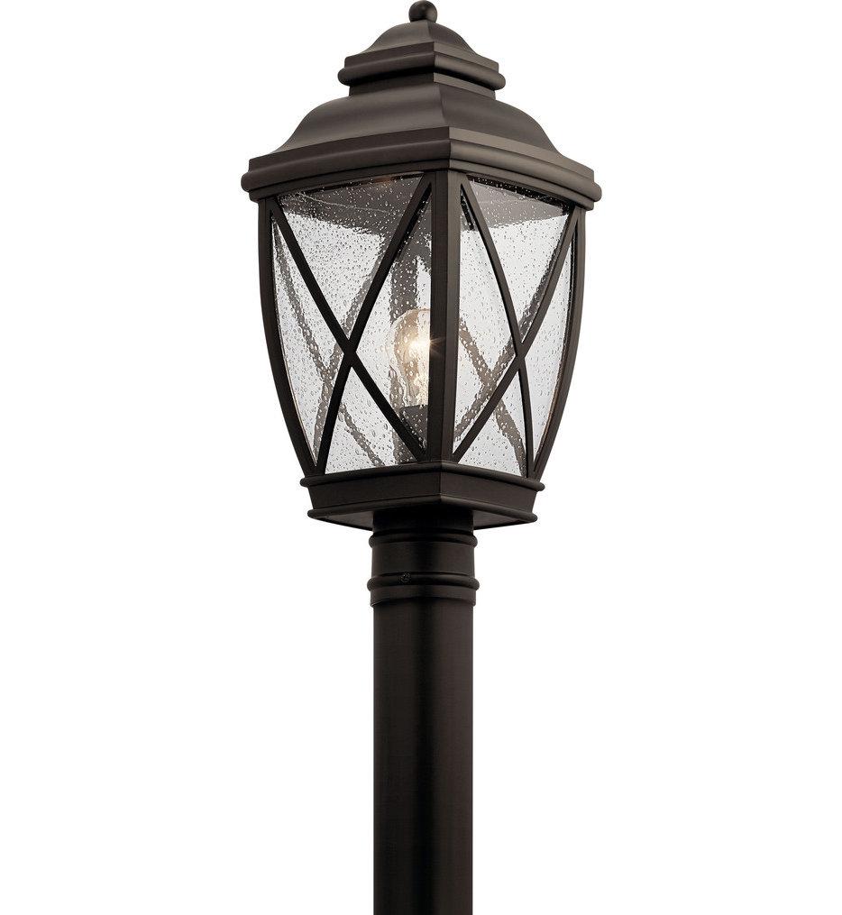 """Tangier 19.75"""" Outdoor Post Lantern"""