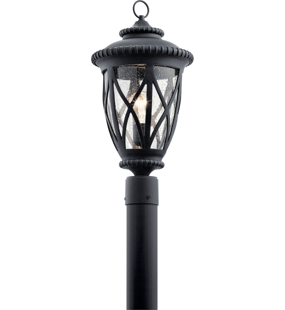 """Admiral's Cove 20.75"""" Outdoor Post Lantern"""