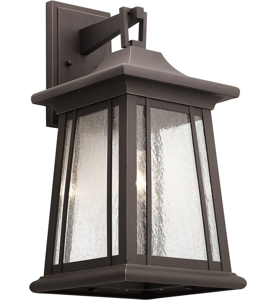 "Taden 20.75"" Outdoor Wall Sconce"