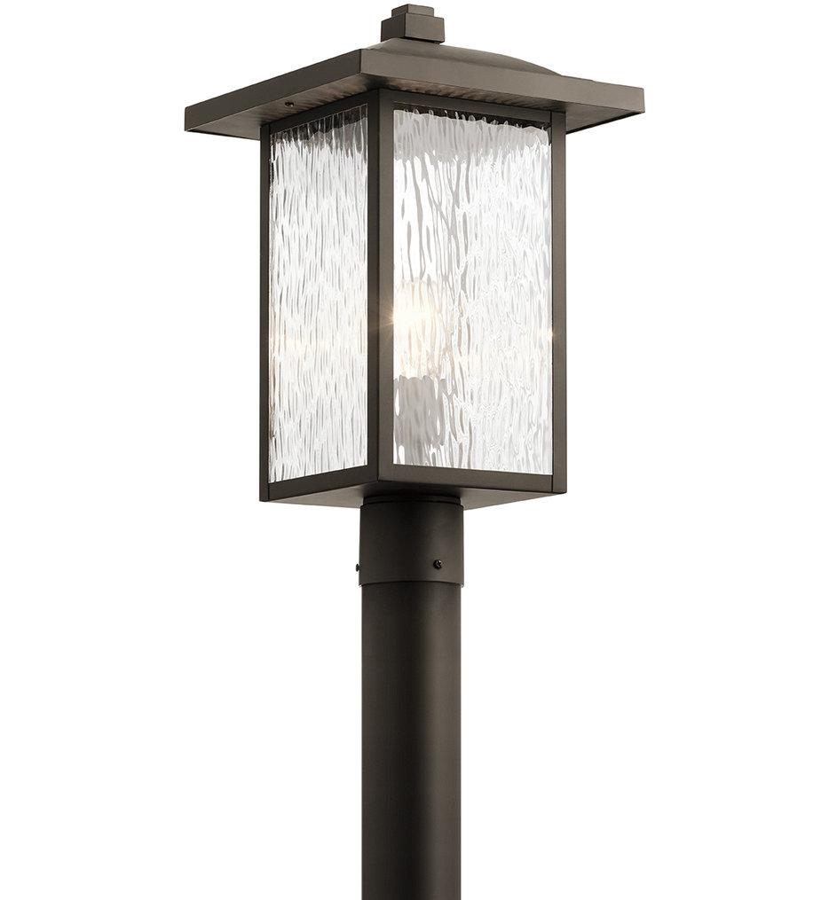 """Capanna 18.25"""" Outdoor Post Lantern"""