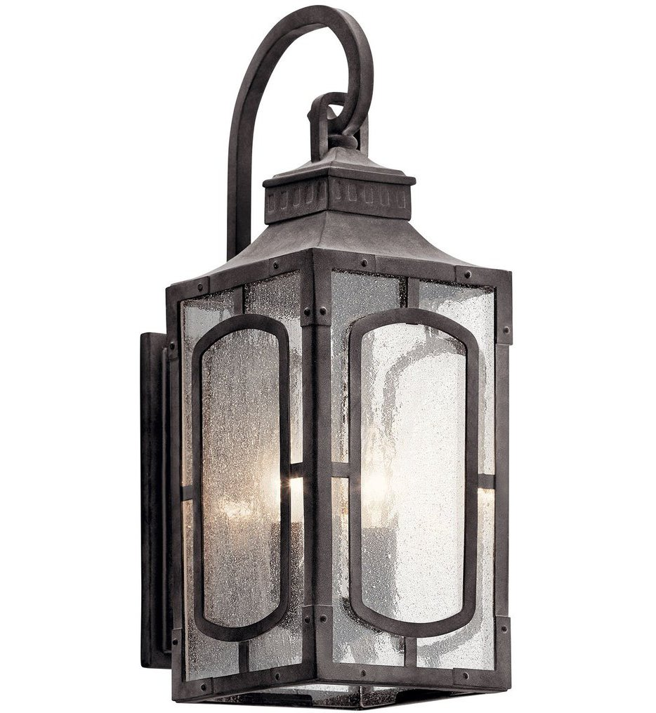 """Bay Village 18.75"""" Outdoor Wall Sconce"""