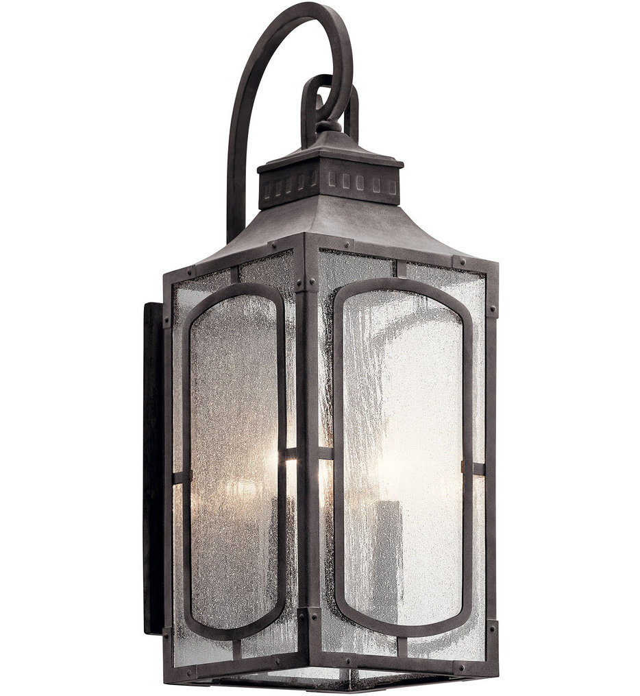 """Bay Village 23"""" Outdoor Wall Sconce"""