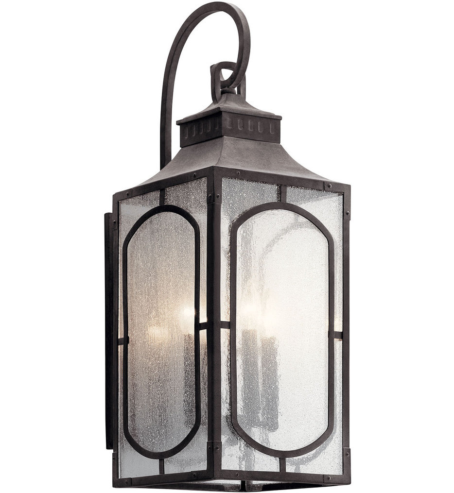 """Bay Village 27.25"""" Outdoor Wall Sconce"""