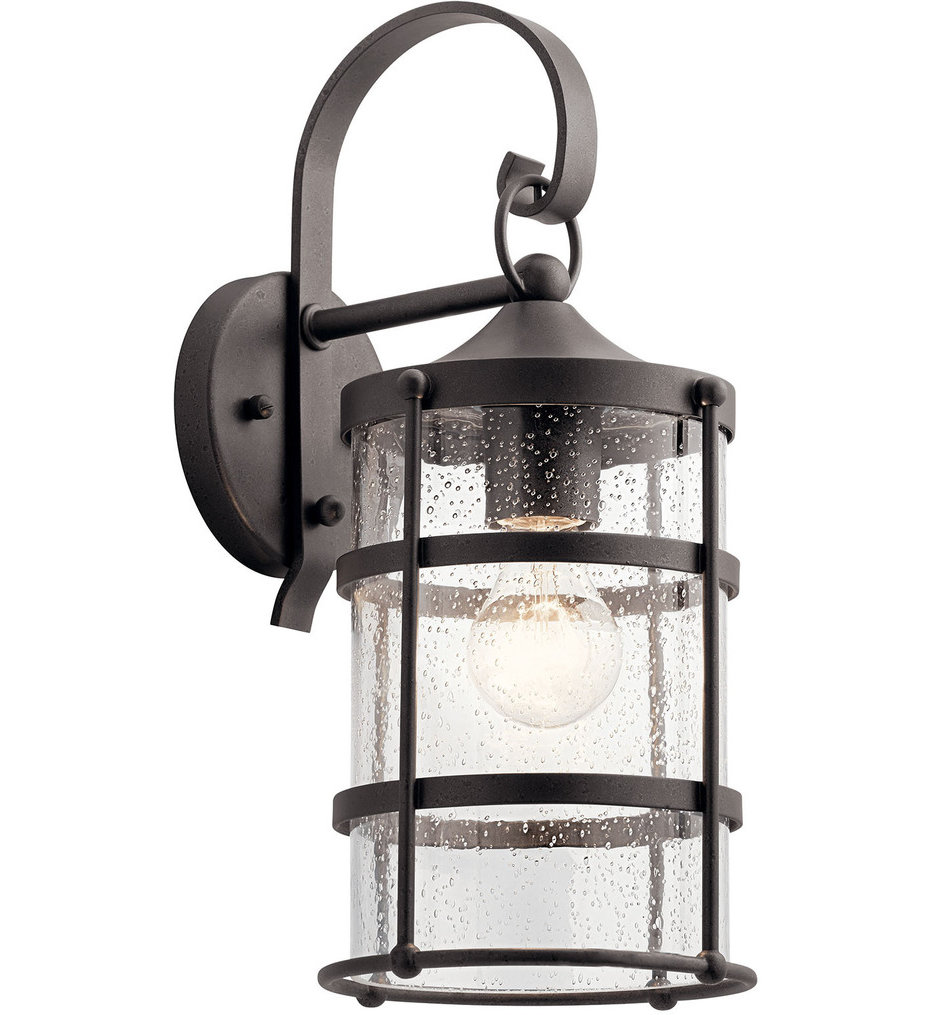 """Mill Lane 16"""" Outdoor Wall Sconce"""