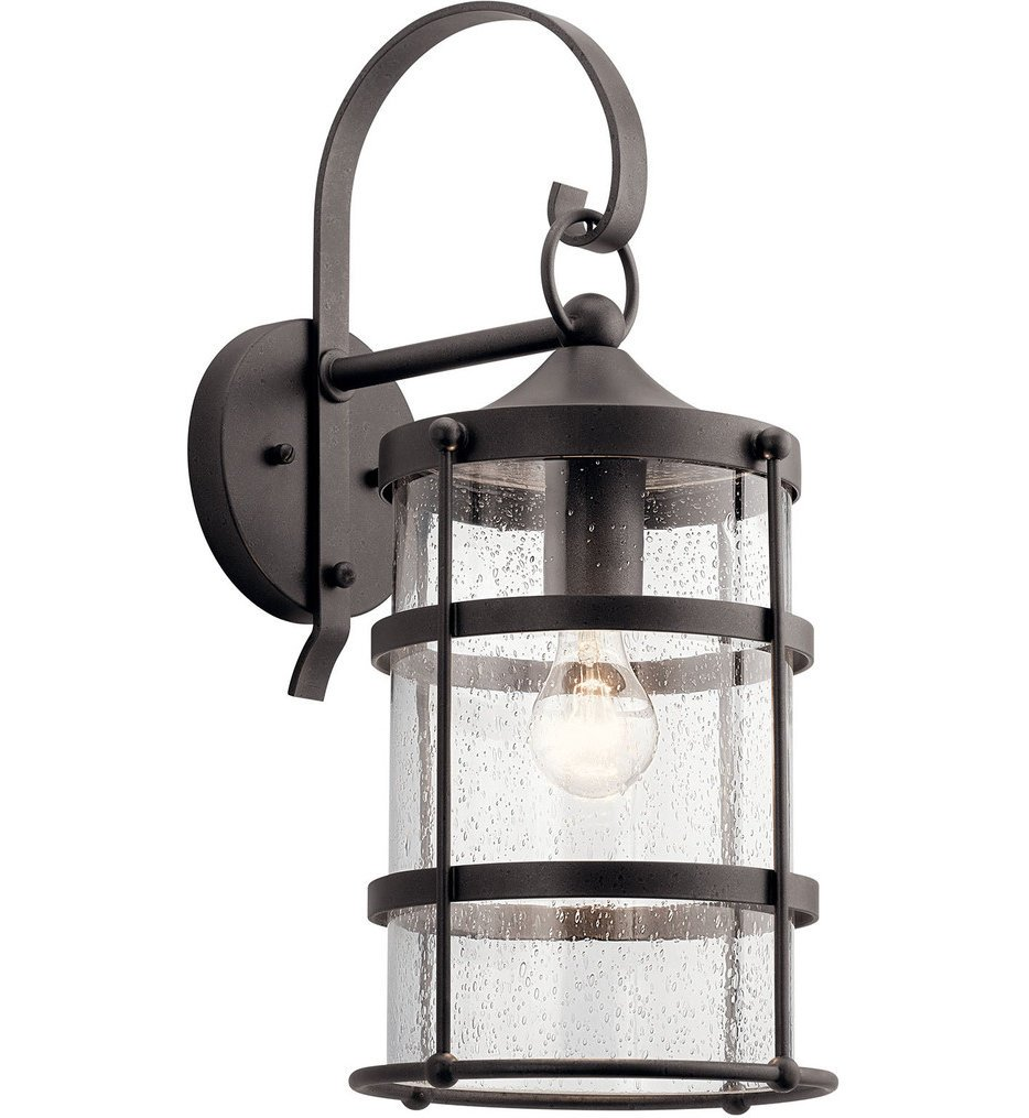 """Mill Lane 21"""" Outdoor Wall Sconce"""