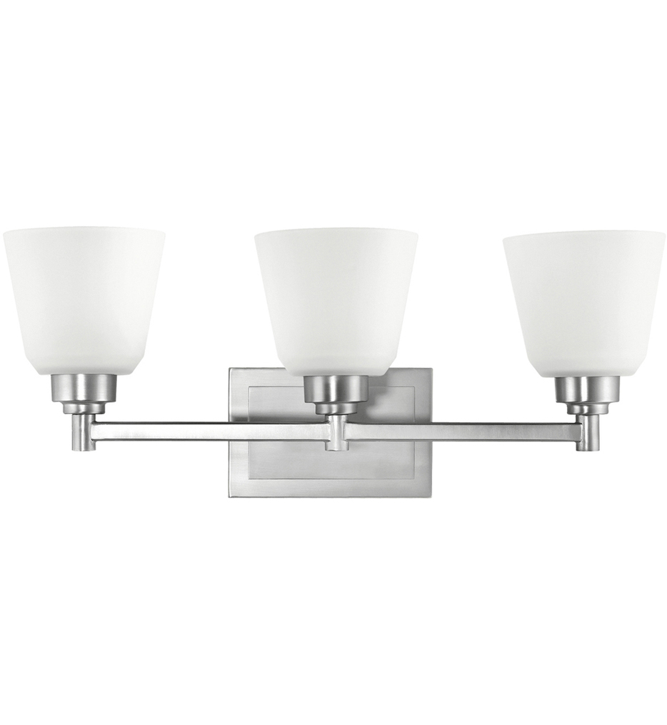 "Berwick 21.75"" Bath Vanity Light"