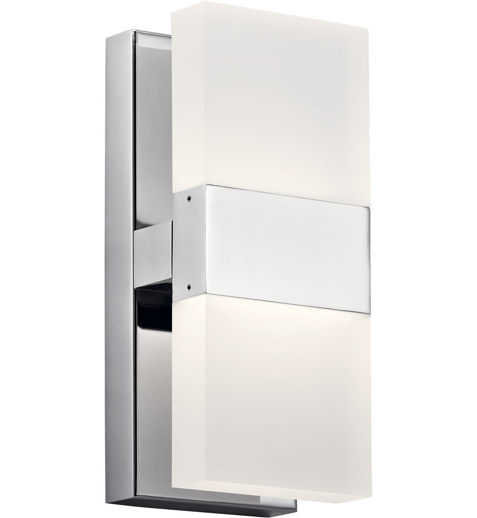 """Haiden 11.25"""" Wall Sconce"""
