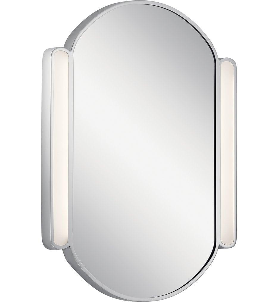 "Phaelan 29.75"" Bathroom Mirror"
