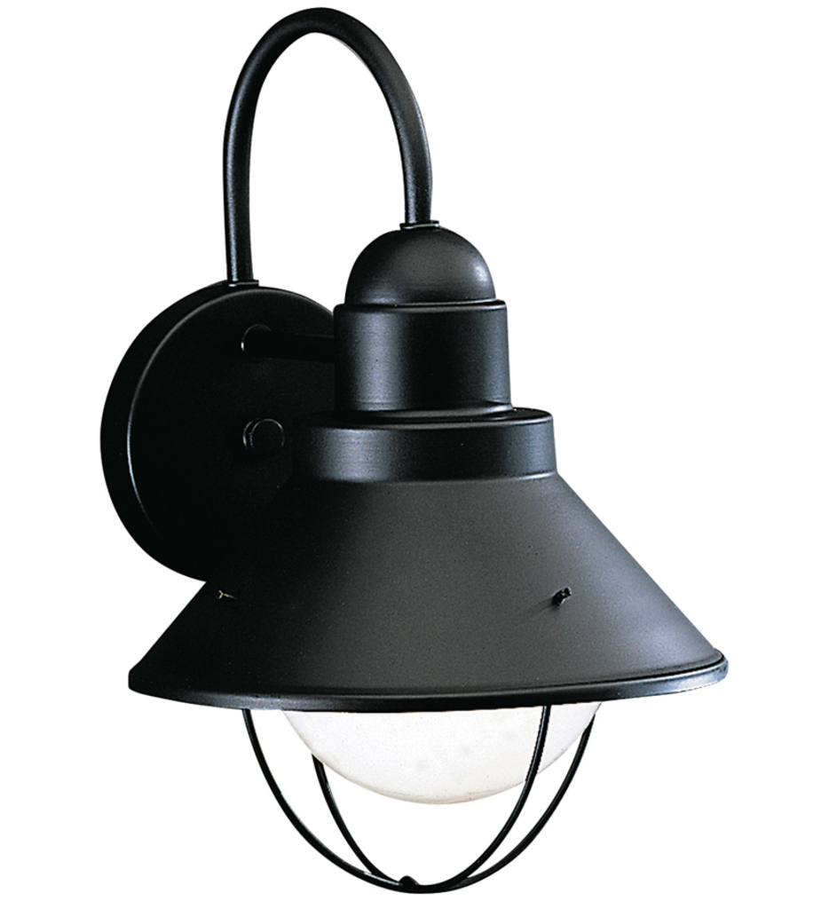 """Seaside 12"""" Outdoor Wall Sconce"""