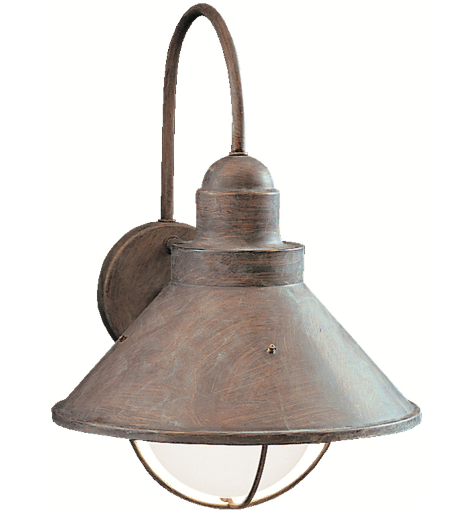 """Seaside 14.25"""" Outdoor Wall Sconce"""