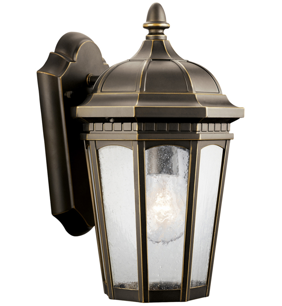 """Courtyard 11"""" Outdoor Wall Sconce"""