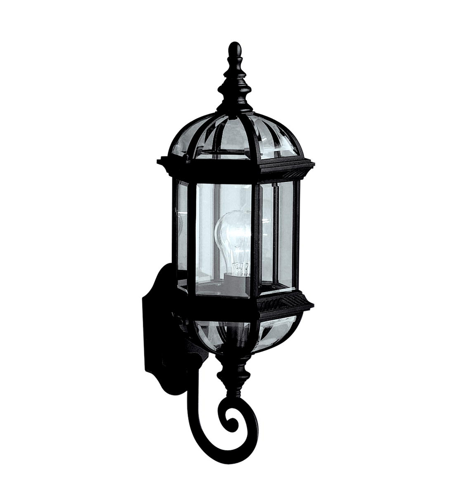 """Barrie 21.75"""" Outdoor Wall Sconce"""